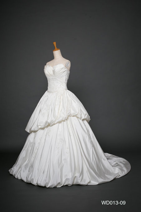 ウェディングドレス WD013-09