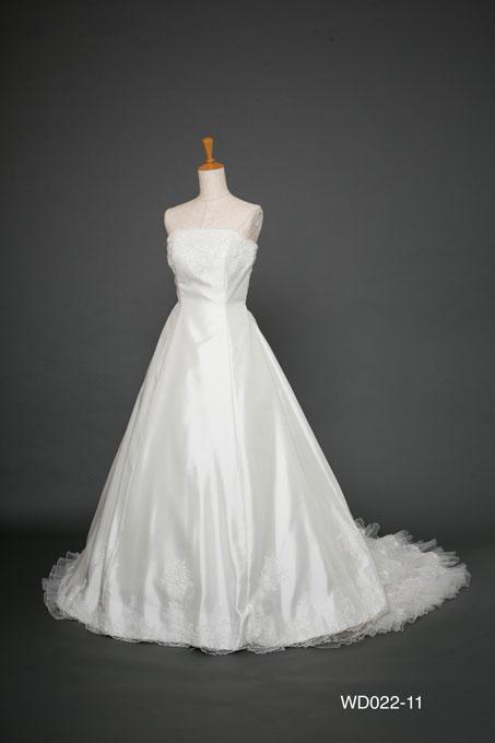 ウェディングドレス WD022-11