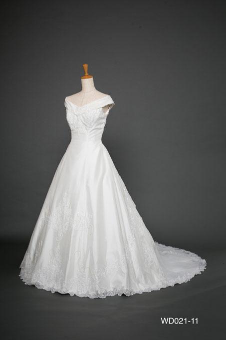 ウェディングドレス WD021-011