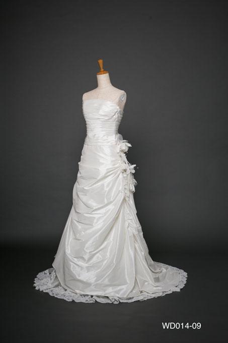 ウェディングドレス WD014-09
