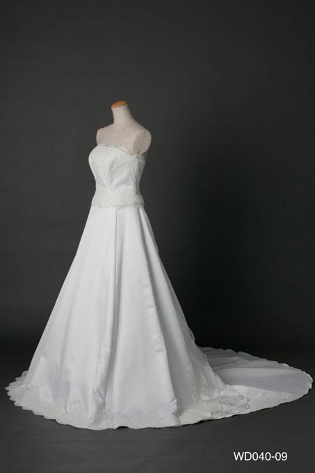 ウェディングドレス WD040-09