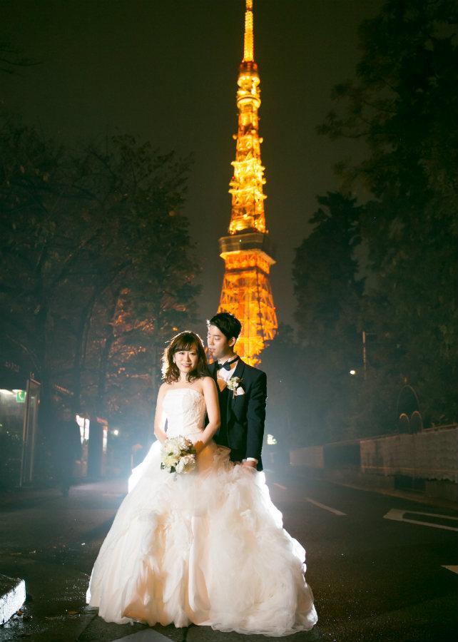 東京タワーの元ふたりにスポットをあてて